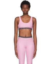 Balmain ロゴ ブラ - ピンク
