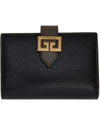 Givenchy Porte-cartes noir GV3