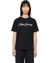 Marc Jacobs - New York Magazine Edition ブラック The Logo T シャツ - Lyst