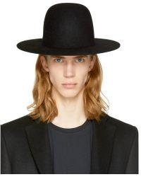 Etudes Studio - Black Sesam Hat - Lyst