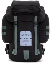 McQ Black Small Hiking Backpack