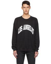 Noon Goons ブラック All City Los Angeles スウェットシャツ