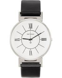 Issey Miyake White & Black U Watch - Multicolour