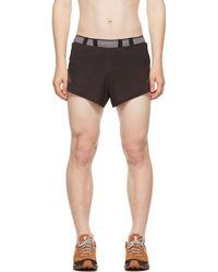 Soar Running Running Elite Marathon Shorts - Black
