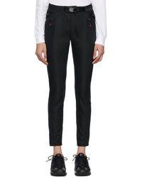 Nike Mmw Edition ブラック Nrg X Se ラウンジ パンツ