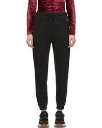 adidas Originals - Black Sc Lounge Trousers - Lyst