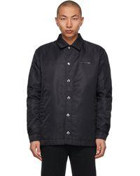 1017 ALYX 9SM ブラック ジャケット