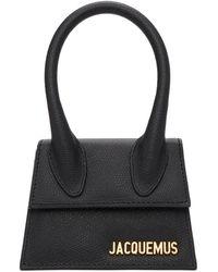 Jacquemus Black Le Chiquito Bag