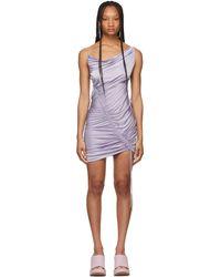 Bottega Veneta パープル ドレス