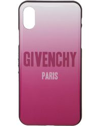 Givenchy - Pink Gradient Iphone X Case - Lyst