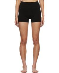 Baserange Oleta Shorts - Black