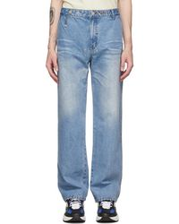 ADER error Blue Phantom Jeans