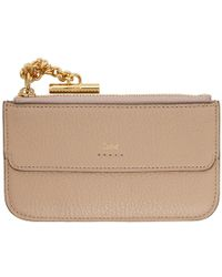Chloé - Pink Drew Card Holder - Lyst