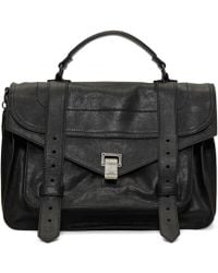 Proenza Schouler Black Medium Ps1 Bag