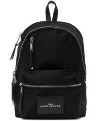 Marc Jacobs ブラック The Zipper バックパック