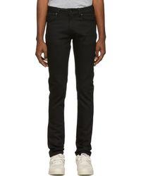 Naked & Famous - Black Super Skinny Guy Jeans - Lyst