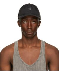 Boris Bidjan Saberi 11 Black New Era Edition 9twenty Cap - Brown