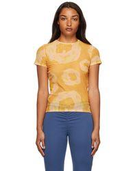 Miaou Mini T-shirt - Multicolour