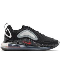 Nike - Black Undercover Edition Air Max 720 Sneakers - Lyst