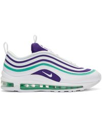 Nike - White Air Max 97 Ultra 17 Se Trainers - Lyst