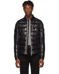 Moncler - Black Down Berriat Jacket - Lyst