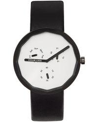 Issey Miyake White & Black Twelve 365 Watch
