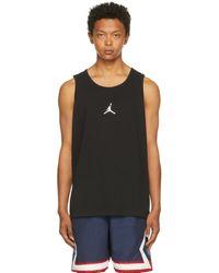 Nike Black M J Jmc Tank Top