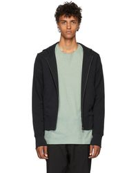 Ann Demeulemeester - Black Classic Hoodie - Lyst