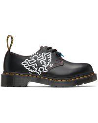 Dr. Martens Keith Haring エディション ブラック 1461 ダービー