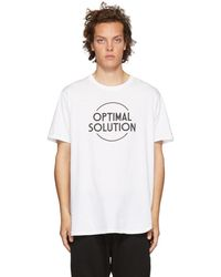 Nonnative - Optimal Solution Tee - Lyst