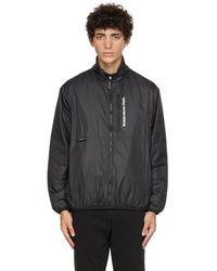 thisisneverthat Reversible Black Sp Jacket