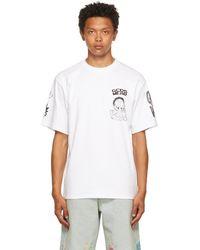 Gcds Rick & Morty エディション ホワイト Regular T シャツ