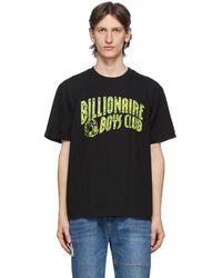 BBCICECREAM ブラック Arch ロゴ T シャツ