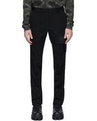 1017 ALYX 9SM - ブラック ウール スーツ トラウザーズ - Lyst