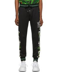 Dolce & Gabbana Pantalon de survetement noir King