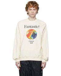 MSGM Fantastic! スウェットシャツ - マルチカラー