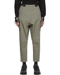 ACRONYM Khaki P31a-ds Cargo Trousers - Multicolour