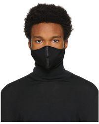 Tom Ford - ブラック ロゴ フェイス マスク - Lyst
