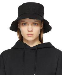 ADER error Chapeau à logo noir