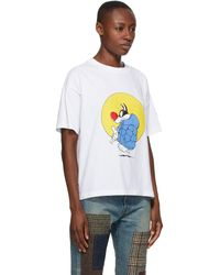 Moncler Genius 1 Moncler Jw Anderson コレクション Looney Tunes Edition ホワイト Sylvester T シャツ