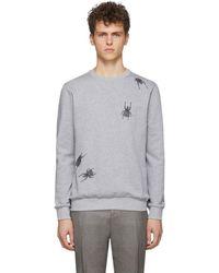 Paul Smith - グレー Beetle スウェットシャツ - Lyst