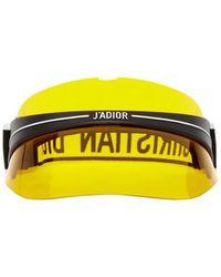 Dior Homme - Yellow Diorclub1 Visor - Lyst