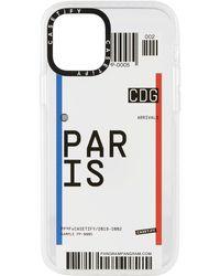 Casetify Paris Cdg Iphone 12/12 Pro Impact Case - Multicolour