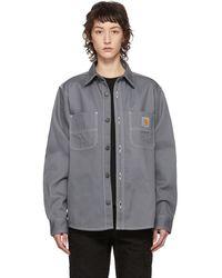 Carhartt WIP Gray Great Master Shirt