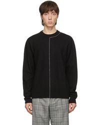Paul Smith ブラック セーター