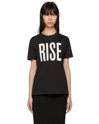 6397 - Black Rise Boy T-shirt - Lyst