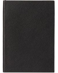 Smythson Carnet noir soho
