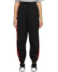adidas Originals ブラック アディカラー 3d Trefoil トラック パンツ