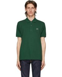 Lacoste グリーン L.12.12 ポロシャツ