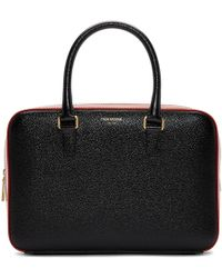 Thom Browne - Black Junior Tricolor Business Duffle Bag - Lyst